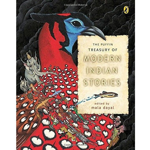 The Puffin Treasury of Modern Indian Stories - KitaabWorld
