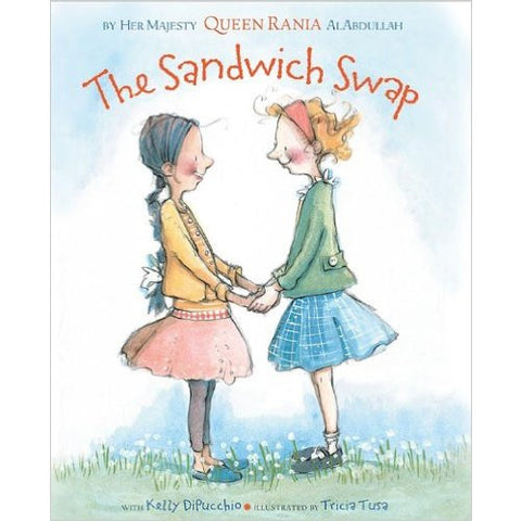The Sandwich Swap - KitaabWorld