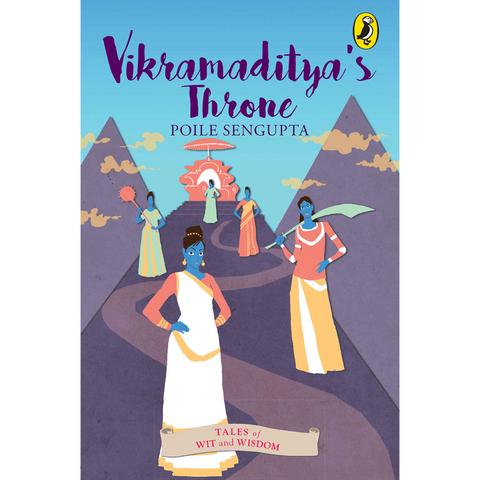 Tales of Wit and Wisdom: Vikramaditya's Throne - KitaabWorld