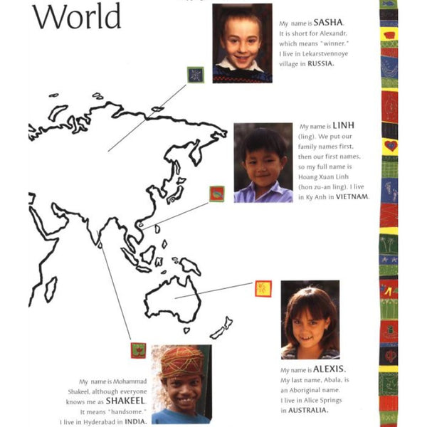 Wake Up, World!: A Day in the Life of Children Around the World