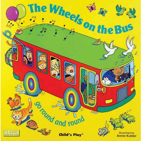 The Wheels on the Bus (English-Punjabi) - KitaabWorld