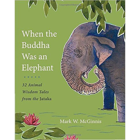 When the Buddha Was an Elephant: 32 Animal Wisdom Tales From the Jataka - KitaabWorld