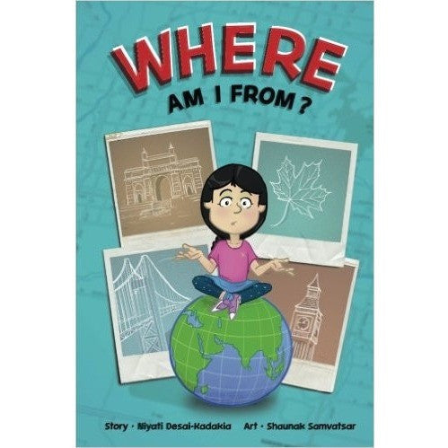 Where Am I From? - KitaabWorld