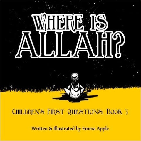 Where Is Allah? - KitaabWorld - 1