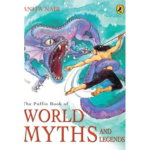 Puffin Book of World Myths and Legends - KitaabWorld