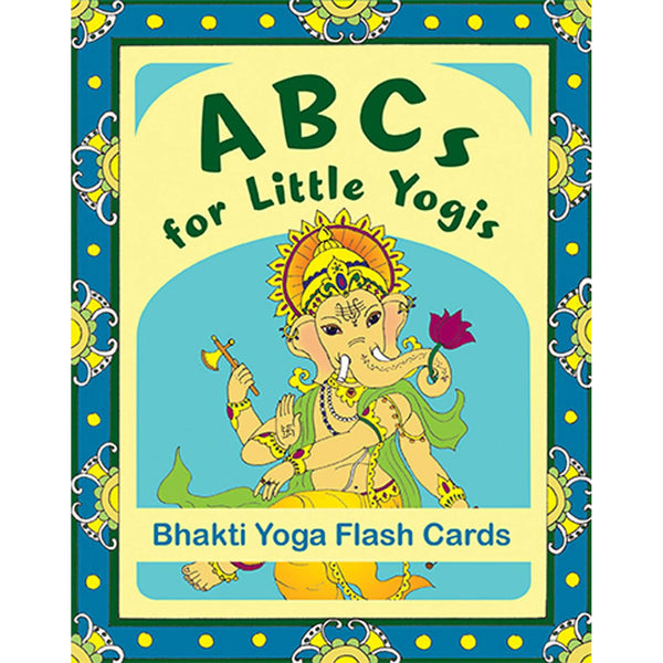 ABCs for Little Yogis: Bhakti Yoga Flash Cards - KitaabWorld