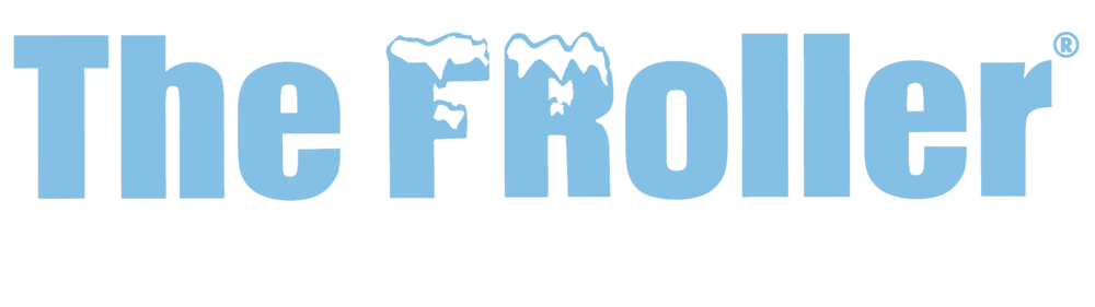 The FRoller® - The Original Frozen Massage Roller