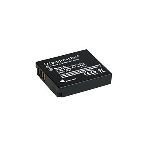Promaster XtraPower Lithium Ion Replacement Battery for Panasonic CGA-S005
