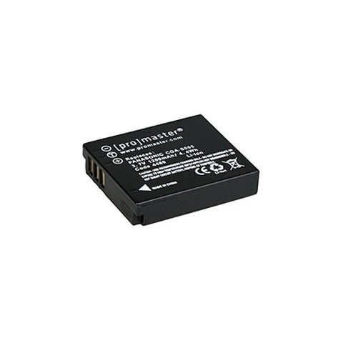Promaster CGA-S005 Battery - Replacement for Panasonic CGA-S005