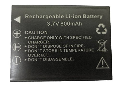Promaster LI569B Battery - Replacement for MyMuVI/FaceCAM LI-569B