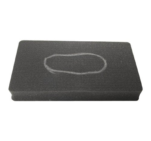 Pelican 1052 Pick N' Pluck Foam Set for 1050 Micro-Case (Grey)