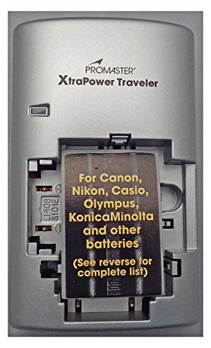 Promaster XtraPower Traveler 5 Li-ION Charger