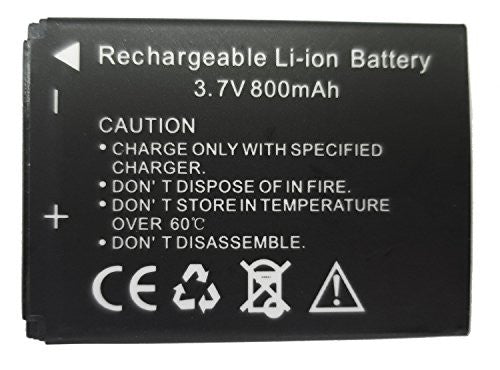 Promaster LI559B Battery - Replacement for MyMuVI /FamilyCAM HD Li-559B
