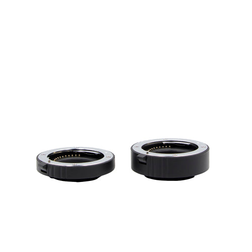 Promaster Macro Extension Tube Set - Micro 4/3