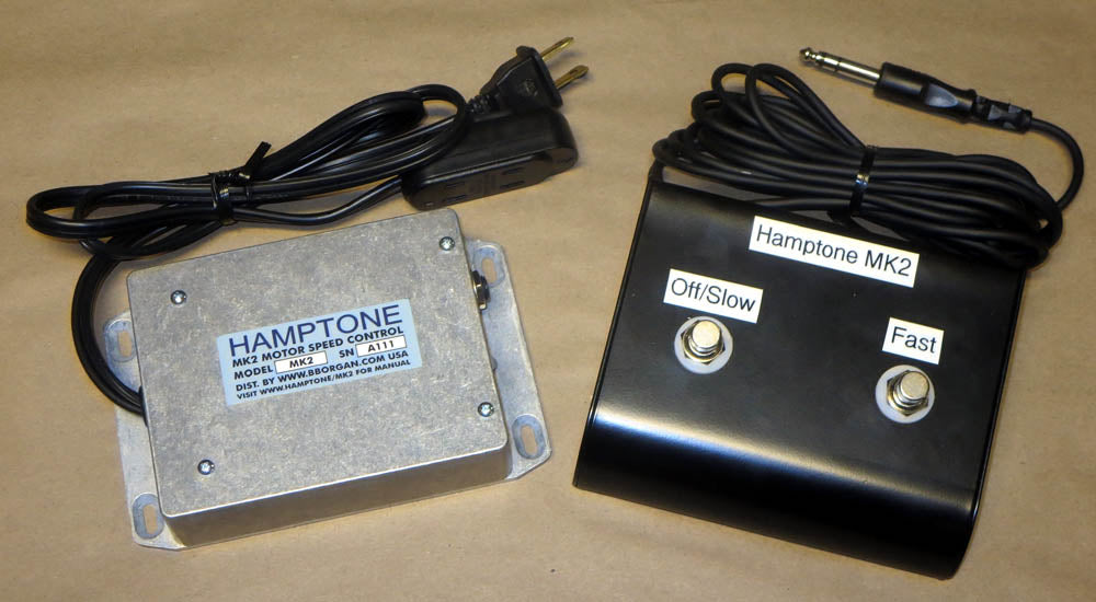 "Hamptone MK2 for Leslie Speakers ""Now available!"""