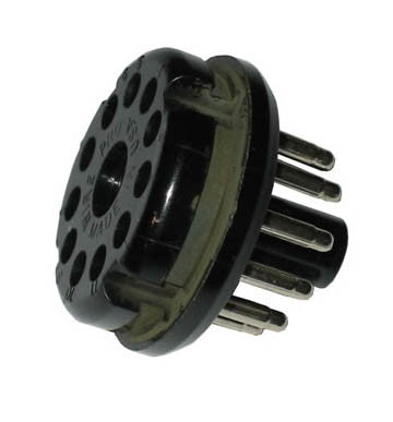 Amphenol Male Plug 11-pin