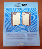 60 Leslie Speaker Product Brochure