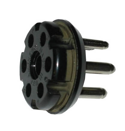 Amphenol Male Plug 6-pin