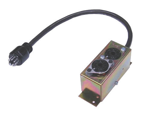 9 to 11-pin adapter for Leslie Speaker