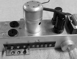 Cover for preamp 6J7 tube BCV / BV / CV / DV etc
