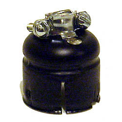Plug & socket connector cover for Hammond Organ or Leslie Speaker