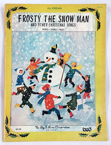 Frosty The Snow Man and Other Christmas Songs