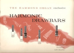 Hammond Drawbars Book