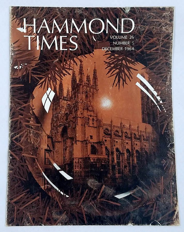 Hammond Times Vol 26 no 5 1964