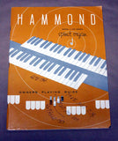 Hammond Organ L-100 Series Owner's Playing Guide