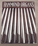 Hammond Organ and Tone Cabinet Brochure