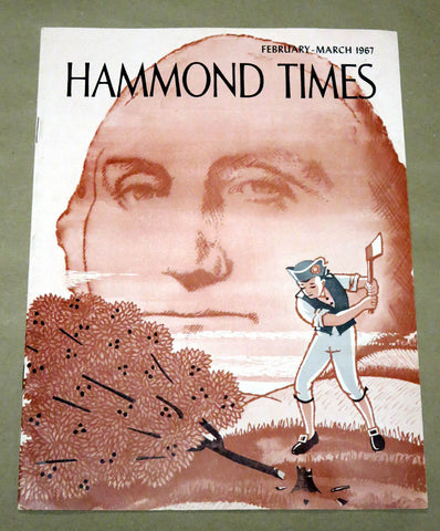 Hammond Times February - March 1967