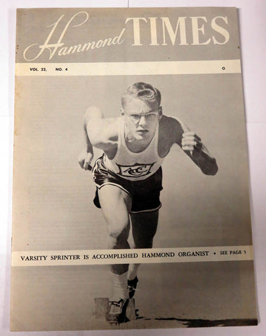 Hammond Times Vol 22 no 4