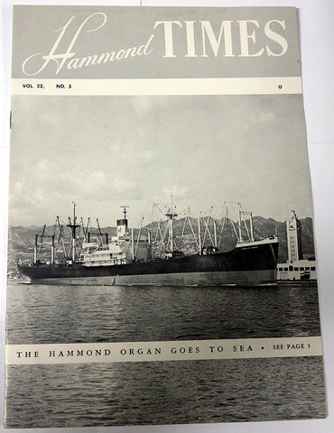 Hammond Times Vol 22 no 5