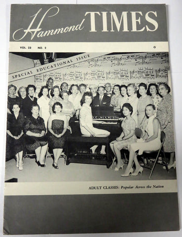 Hammond Times Vol 23 no 2