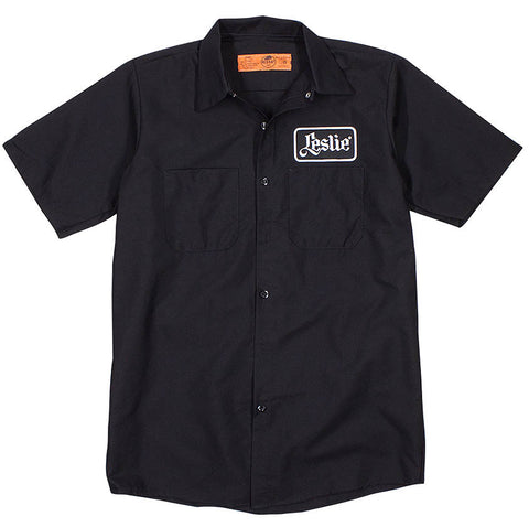 """New"" Leslie Mechanics Shirt"