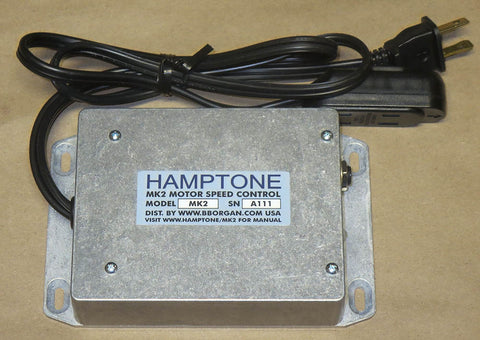 Hamptone MK2 Motor Control for Leslie Speakers