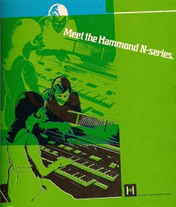 Meet Hammond N Series Sales Booklet