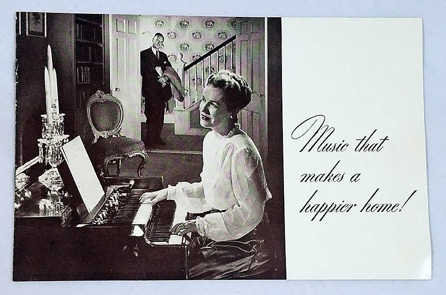 Music Makes a Happier Home ( 1949 )
