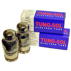 "6550 Tung-Sol ""Matched Pair"""