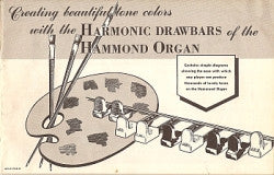 Creating Beautiful Colors with the Harmonic Drawbars