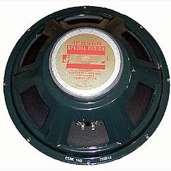 15 inch Jensen Woofer for Leslie (16 ohms)