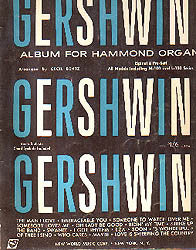 Gershwin Album for Hammond Organs