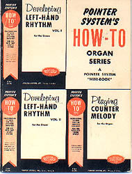 "Pointer System ""How to Organ Series"""