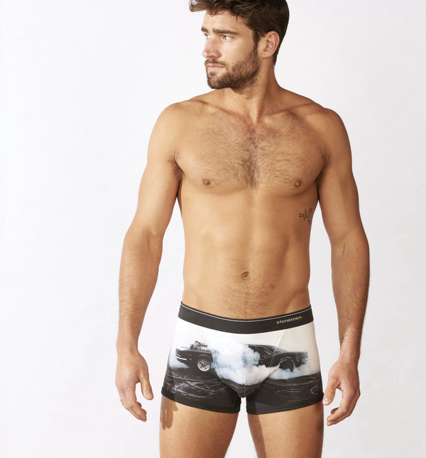 Boxer Brief  /  Burnout
