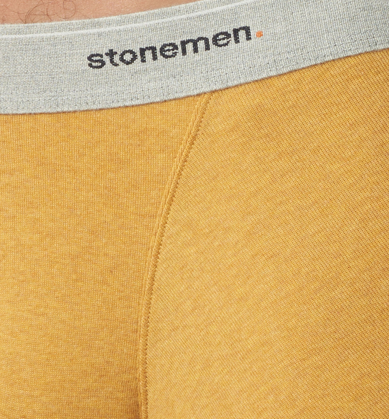 Men's Brief Essentials  /  Mustard