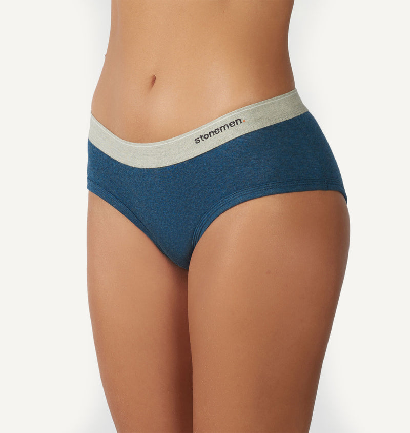 Women's Brief  /  Feathers