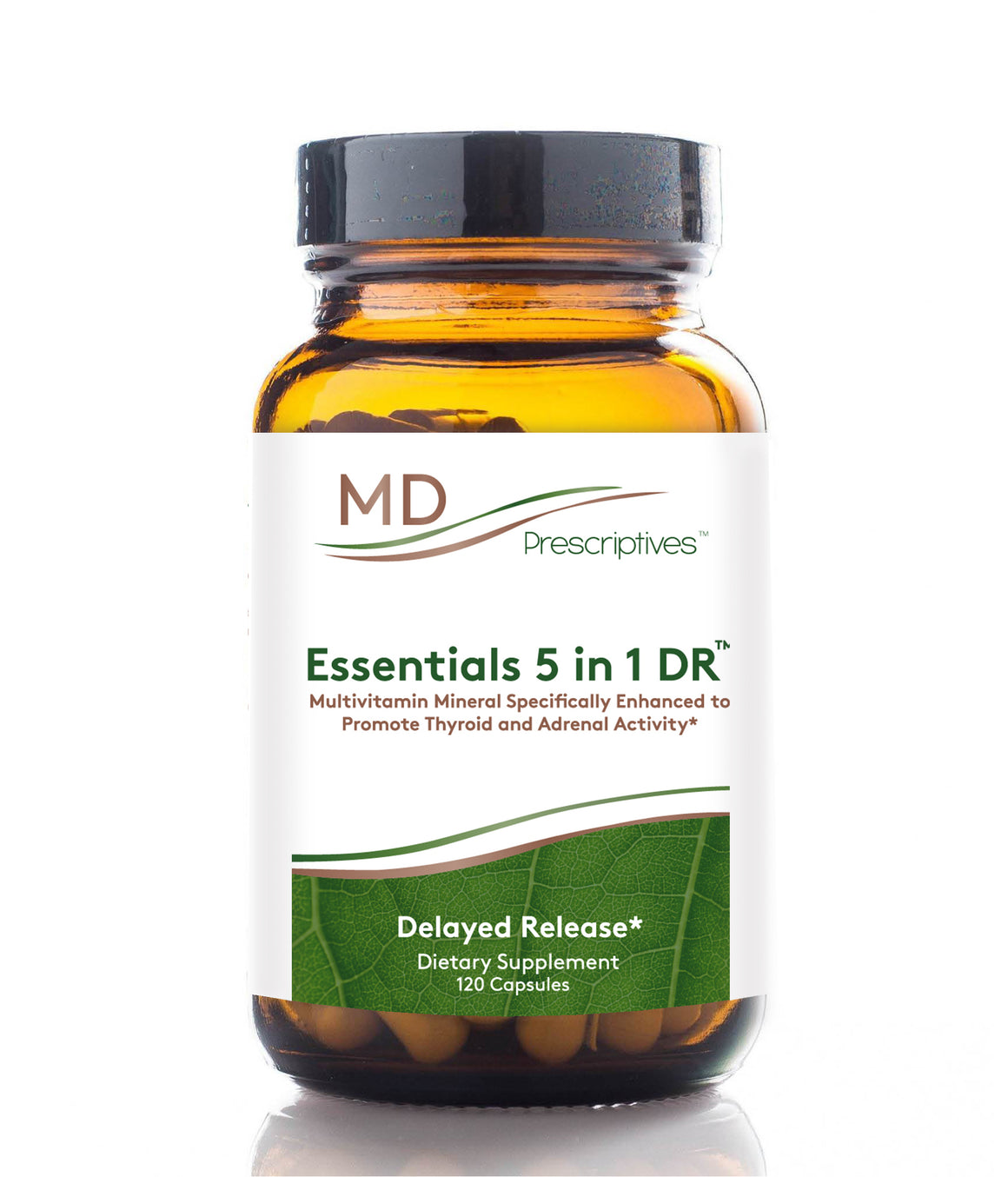 Essentials 5 in 1 DR Multivitamin 120 vcaps