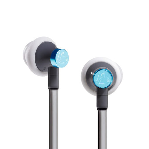 EMF Radiation-Free Air Tube Stereo Headphones – Earbuds