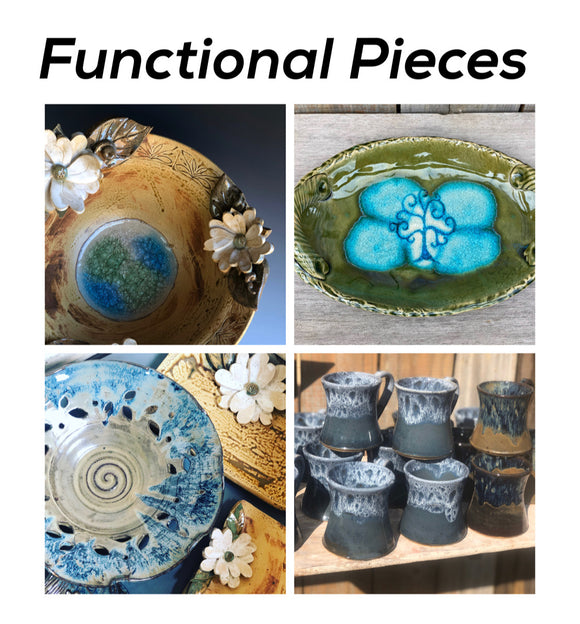 Functional Pieces Great for Home & Gifts