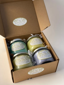 Gift set- Scents of Spring Candle Sampler